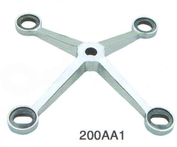 Glass spiders fitting RS200AB series