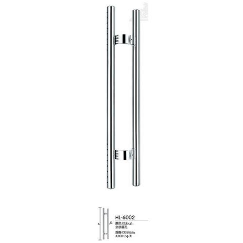glass door handles. Glass Door Handles HL6002